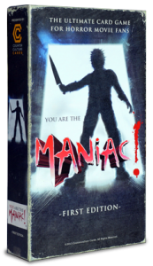 you are the maniac retail box