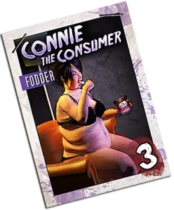 Connie The Consumer